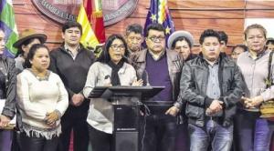 El MAS sostiene que no es momento de definir nueva fecha de elecciones