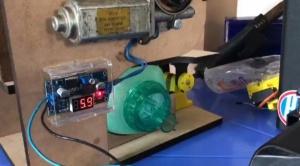 Ingenieros de la UMSA crean un respirador artificial para pacientes con coronavirus 1