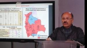 Confirman 7 nuevos casos de coronavirus y en el país suman 81; Pando reporta primer paciente 1