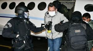 Gonzalo Medina que el viernes se había beneficiado con libertad domiciliaria, el sábado fue encarcelado en Chochocoro 1
