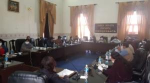 Por unanimidad asamblea departamental acepta renuncia de Urquizu como gobernador