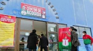 Gobernación de La Paz habilita albergue temporal para personas en situación de calle