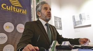 En medio de cuestionamientos y el coronavirus, Cergio Prudencio renuncia como presidente de Fundación Cultural del BCB