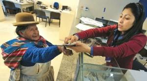 Senasir y Banco Unión evaluarán pago de Renta Dignidad mediante brigadas móviles
