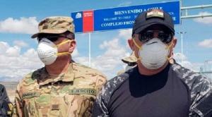 Ministro López afirma que si dejaba ingresar a bolivianos de Chile sin planificación, los casos de coronavirus se hubiesen elevado 1