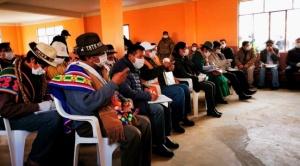 Gobierno y transporte de carga acuerdan mantener abierto Tambo Quemado