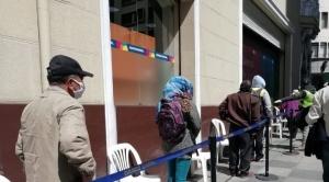 Asoban: 51 sucursales y agencias pagarán la renta Dignidad y la Canasta Familiar