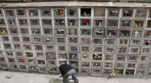El Cementerio General de La Paz cuenta con los protocolos para el entierro de fallecidos por coronavirus 1