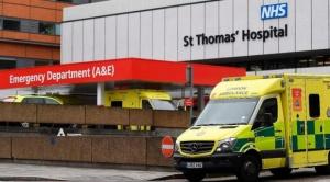 Empeora salud del Primer Ministro británico, fue internado en terapia intensiva