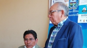 Nuevo director del Sedes La Paz promete dar prioridad a la realización de pruebas de Covid-19 1