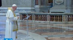 En el inicio de la Pascua, el Papa pide la condonación de la deuda a los países pobres más afectados por el coronavirus
