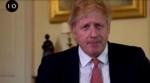 Boris Johnson mejora y abandona el hospital