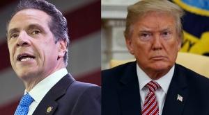 EEUU: Se desata la guerra entre Trump y Cuomo