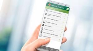 En el Mercantil Santa Cruz, el 95% de las transacciones es vía digital