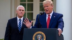 Trump anuncia medidas para proteger la industria petrolera de EEUU