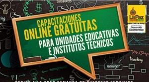 Alcaldía lanza cursos virtuales en emprendimiento y orientación vocacional para estudiantes