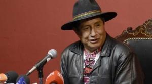 Gobierno retrocede y mantendrá a Quispe en el Ejecutivo, también dejó sin efecto el nombramiento de su sucesor