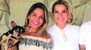 Presentan denuncia contra hija de presidenta Añez por uso indebido de avión de la FAB