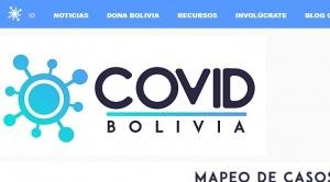 """Plataforma """"Covid Bolivia"""" gestiona donación a centros de acogida y crea tejidos sociales"""