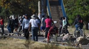En Ka'ra Ka'ra, vecinos rompen diálogo con autoridades locales y ahora exigen presencia del Gobierno