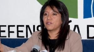 Mientras diputado Amilcar Barral reitera pedido para su renuncia, Defensora del Pueblo rechaza esa posibilidad