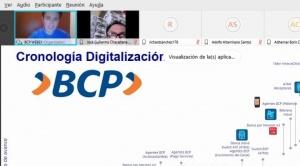 """Cercanía digital y distanciamiento social ofrece la """"Academia de Clientes"""" del BCP"""