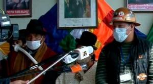 Organizaciones sociales exigen al TSE que fije fecha de elecciones generales