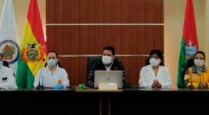 En La Paz alcalde advierte que flexibilización de cuarentena por Covid solo llegará a sectores laborales