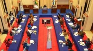 Cámara de Senadores trata este martes ascensos de los altos grados de las Fuerzas Armadas