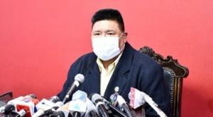 Sergio Choque defiende la Ley 421 y sostiene que el Conade busca diezmar el voto del MAS