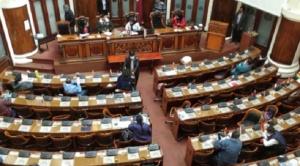 Por falta de quórum ALP suspende sesión para elegir comisión de investigación de compra de respiradores