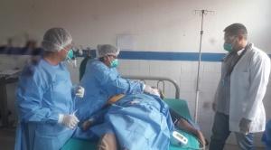 COVID-19: Pese a la llegada de ayuda, la situación de Guayaramerín es dramática 1