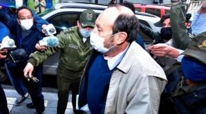 Exministro Navajas fue trasladado de urgencia de San Pedro a la Clínica Los Andes