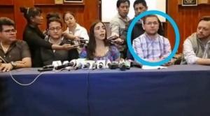 La Felcc revela que Fernando Valenzuela se contactó con Gabriela Montaño, en caso respiradores 1
