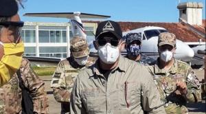 Ministro de Defensa descartó apoyo militar de otros departamentos a Beni en lucha contra Covid-19 1
