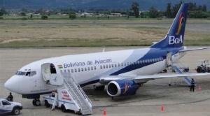 Denuncian que un vuelo de BoA de Beni a La Paz, transportó a tres personas con Covid-19 1