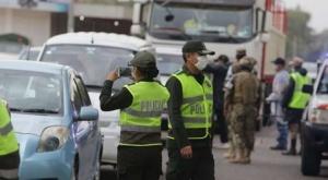 Gobierno determina no exponer a la Policía y FFAA, delega responsabilidad a subgobiernos y población 1