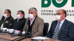 """COED determina """"encapsulamiento"""" por tres días de La Paz, no habrá circulación de vehículos ni de peatones"""