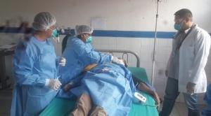 80% de los médicos está de baja en Guayaramerín, solo tres doctores atienden a 60 pacientes