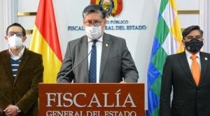 En caso compra de gases lacrimógenos Fiscalía informa sobre pedido de cooperación a Brasil