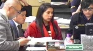 Por restricciones de salud, diputados del MAS no ingresan a penal para ver a exjefa de gabinete de Morales
