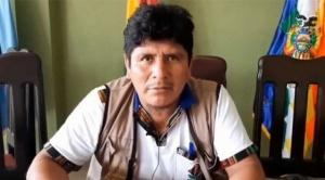 Fallece por Covid-19 dirigente cívico de Ivirgarzama, Trópico de Cochabamba
