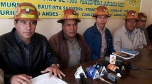 Cooperativistas auríferos priorizan la vida y cocaleros del Chapare piden elecciones generales