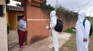 En medio de la crisis del Sedes, los casos del Covid se disparan en La Paz con 235 en un día
