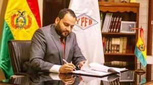 "Ministerio Público activa ""alerta migratoria"" para evitar fuga de expresidente de YPFB Herland Soliz"