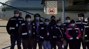 COVID-19: Ministerio de Salud y Caja de Salud de la Banca Privada envían brigadas médicas a Cobija