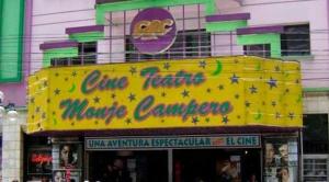 Cine Monje Campero niega cierre definitivo ante las versiones difundidas en redes sociales