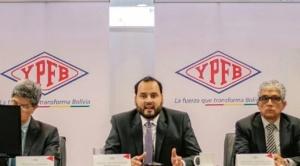 YPFB: Según Soliz, las gerentas que elaboraron contratos irregulares tenían el respaldo de la presidenta Añez