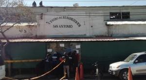 Internos del penal de San Antonio de Cochabamba se amotinan y exigen medidas contra el COVID-19