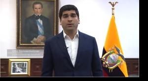 """Renunció el vicepresidente de Ecuador y llamó a """"construir un nuevo camino"""" a 8 meses de las elecciones"""